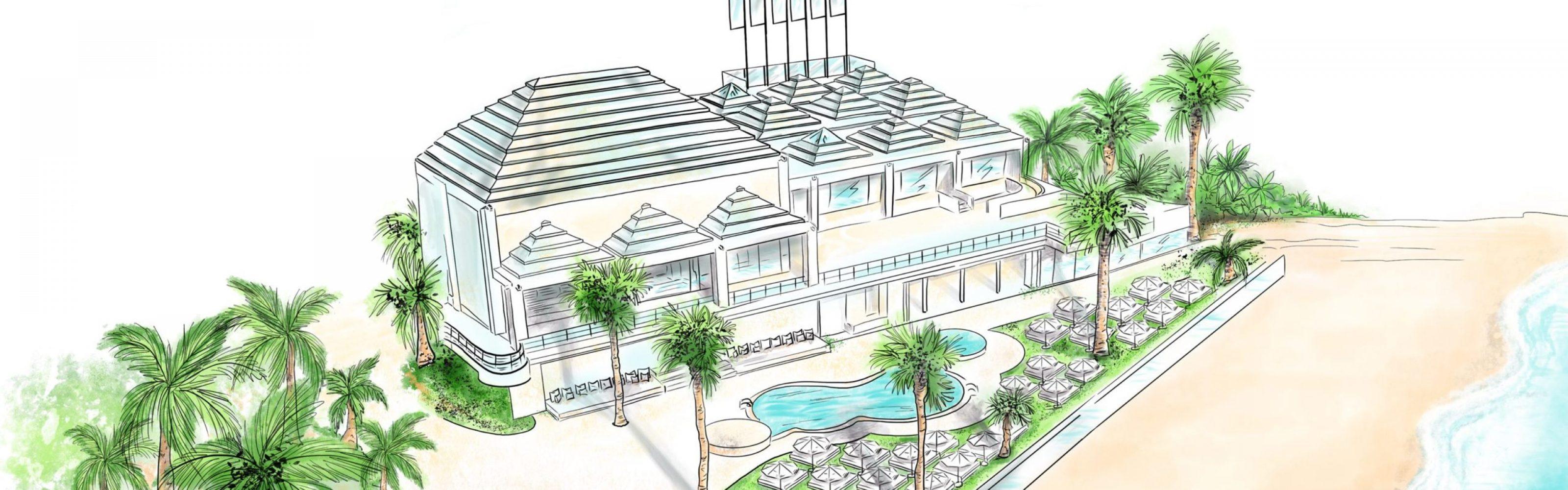 FLORIDA-BEACH-DIBUJO